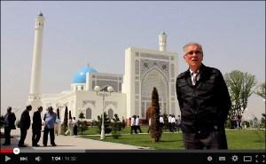 Видеолекторий «Ферганы»: Старые и новые мечети Ташкента