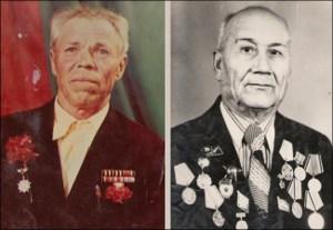 К 70-летию Победы: Фронтовая дружба не ржавеет