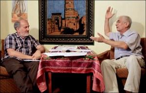 Видеолекторий «Ферганы»: Ритуалы зороастрийцев, суфийский зикр и идеи глобального единения