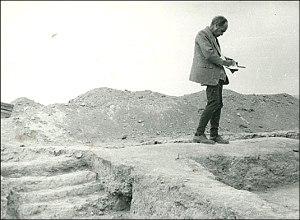 К 100-летию Игоря Савицкого. «О великом Старце» -  из воспоминаний Эркина Жолдасова