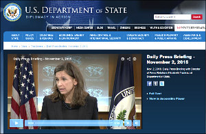 Представитель Госдепа США оправдывается перед журналистами за «инцидент в Ташкенте»