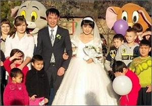 Новый тренд: Свадьбы, которые растапливают души