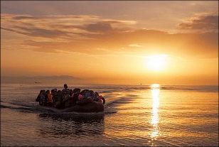 Долгая дорога в мирную жизнь, или Тридцать пять дней надежды. История семьи беженцев из Афганистана в Европу