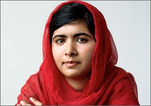 Имена Центральной Азии. Малала Юсафзай