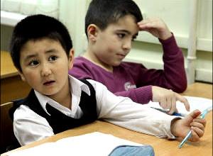 В Москве осталось всего пять «Школ русского языка» для детей мигрантов