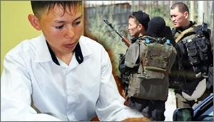 «Террористы» по-казахстански: Школьники, слесари и жители Киева