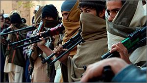 Боевики в Афганистане: На войну как на пикник