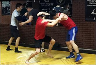 Москва: Бойцовские клубы для мигрантов - шанс на спортивную карьеру