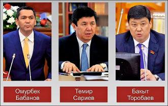 В один клик: Пользователи соцсетей в Кыргызстане выбрали главу государства