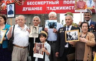 Кому в Таджикистане мешает «Бессмертный полк»? Мнения жителей Душанбе