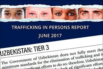 Страна третьей категории. Правительство Узбекистана не усердствует в борьбе с торговлей людьми
