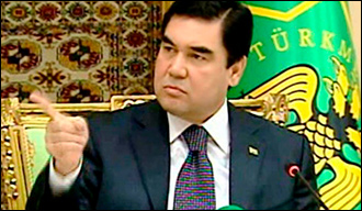 Победит ли Аркадаг коррупцию в Туркменистане?