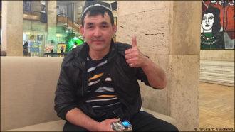 Адхам из Узбекистана: В Москву на заработки и за вдохновением