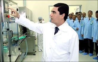 Туркменистан: Здравоохранение – в коматозном состоянии