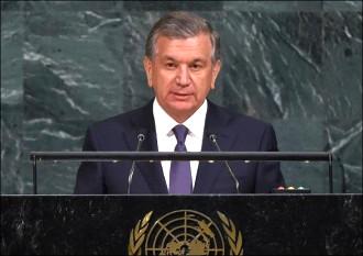 «Бурхан» летит на Запад. Первый визит второго президента Узбекистана в США