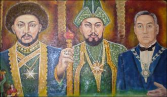 Герой на все времена.  Об Абулхайр-хане и современном казахском легендариуме