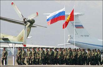 Базовый вопрос. Появятся ли в киргизском Оше российские военные?