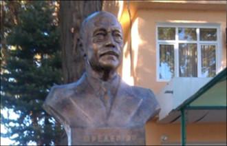Институт имени Шредера в Ташкенте: Когда-то здесь был сад