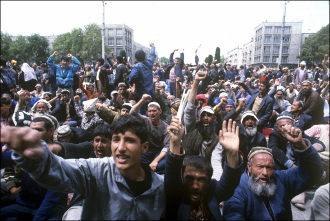 Праздник непримирения. К 25-летию XVI cессии Верховного Совета Таджикистана
