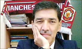 В Ташкенте арестован Хаёт Насреддинов – известный блогер, преподаватель, экономист и активист