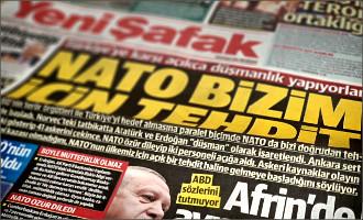 Не упоминай Ататюрка всуе. Как НАТО умудрилось выставить себя врагом Турции