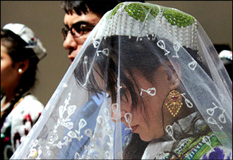 Нужна стройная, белая, городская. Как сегодня ищут жен на севере Таджикистана