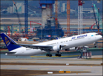 Амбиции высокого полета. Станет ли Казахстан воздушным мостом между Европой и Азией?