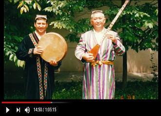 Катта ашула: высокий стиль пения  в Узбекистане