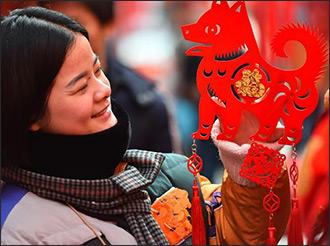 Новый год по-собачьи. Чем в Китае принято кормить властелина