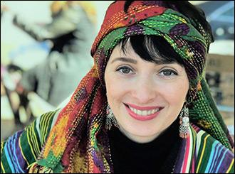 Мальчик Барзу под оранжевой крышей. Американская писательница рассказала детям о Центральной Азии