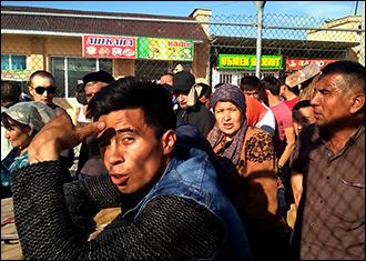 И в тесноте, и в обиде. Как пересечь границу Узбекистана и Киргизии и никого не прибить