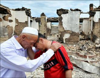 Отец Юлдаша. О семье, уничтоженной государством после июньской резни 2010 года в Киргизии