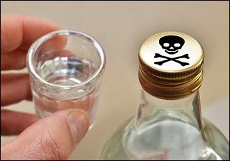 Нечистый спирт. Как на Памире борются с контрафактной водкой