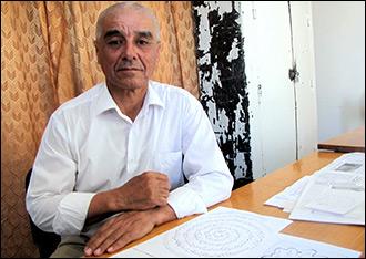 Шестьдесят акцентов персидского. Воин-афганец из Истаравшана возрождает древнюю каллиграфию