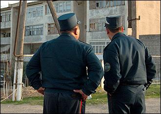 Схемы притона. Как милиция и местные власти превращают граждан Узбекистана в бомжей