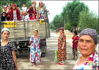 Амазонки Ходжабакиргана. Как женщины становятся полновластными хозяйками таджикского села