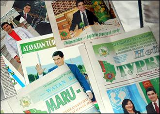 И до и после обеда. Туркменские СМИ погрузили страну в информационный вакуум