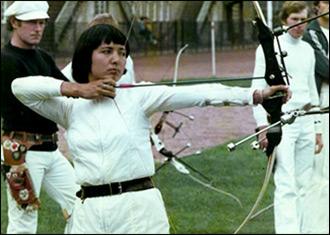 В яблочко. Как живется в Таджикистане чемпионке мира по стрельбе из лука