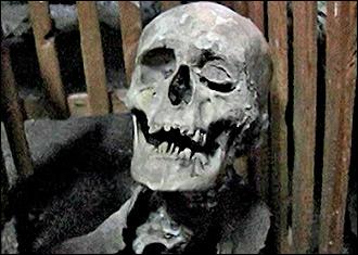 Он назначил Мессию. Тайна мумии в Фанских горах