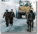 Транспортное сообщение через перевал Камчик открыто (фоторепортаж)