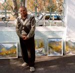 Художники-академики из Ташкента провели 10 дней в горах Ферганы