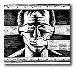 Освещая события в Андижане, журналисты столкнулись с ограничениями, блокировками, задержаниями и запретами