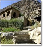 Жители узбекского анклава Шахимардан бедствуют в отсутствие туристов и паломников