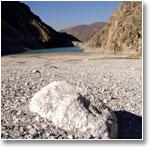 Озеро Курбан-куль: власть места над человеком